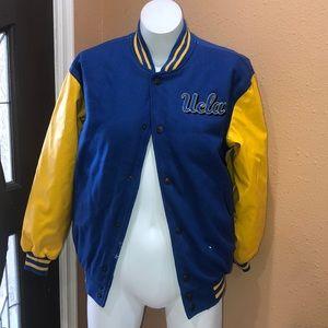 UCLA bruins leatherman jacket